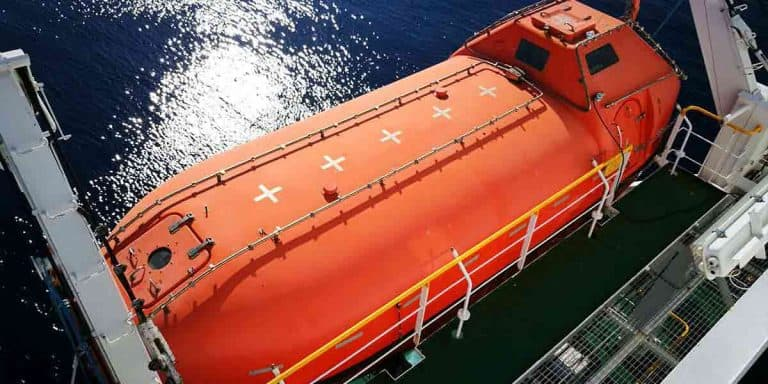 What Food Is In A Ship's Lifeboat?
