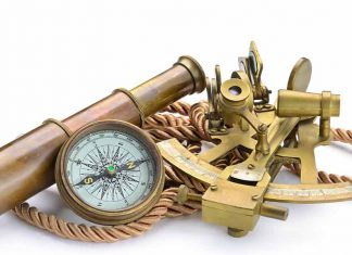 Selection of celestial navigation equipment