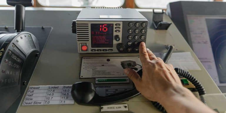 How To Reduce Interference On A Marine VHF Radio