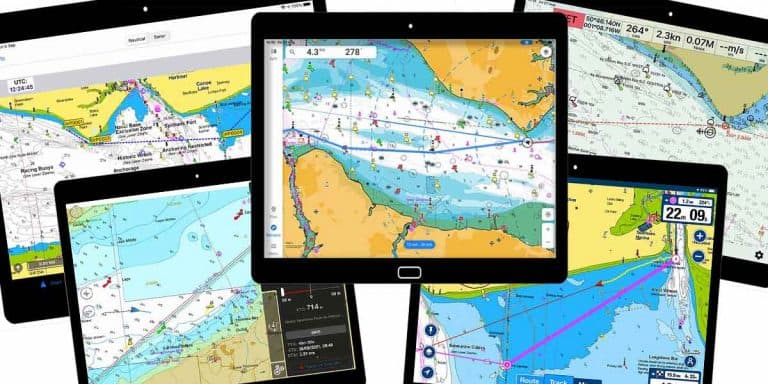 Top 5 Marine Navigation Apps For iOS