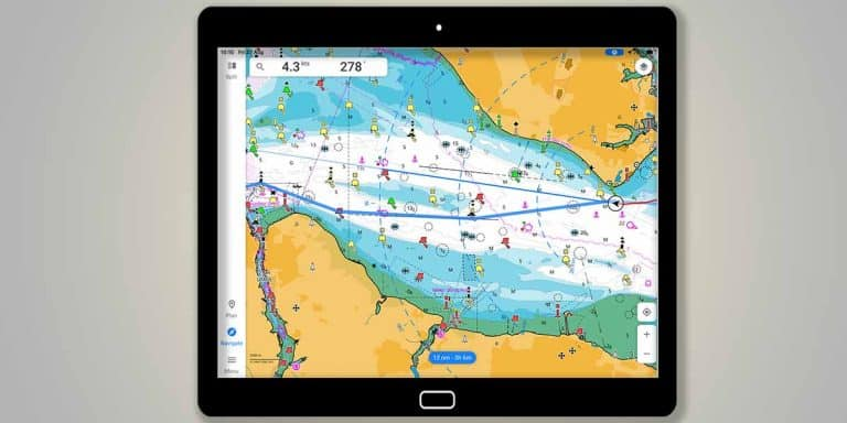 C-Map App: Reviewed By A Professional Navigator